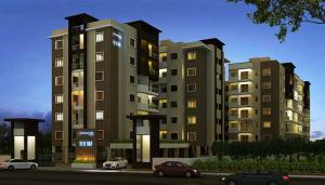 Concorde Tech Turf-Apartment With Peaceful Life In E City