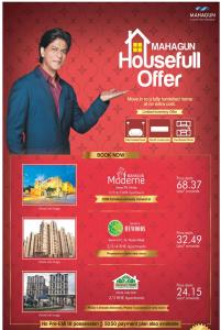 Mahagun Housefull Offer