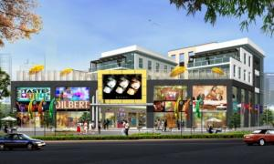 Win Price Booking Of Retail Shops Galaxy Blue Sapphire Plaza