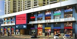 Galaxy Diamond Plaza Retail Shops At Noida Extension
