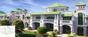 Ats Pristine Golf Villas Diverse New Facilities
