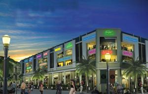 Get Luxurious Retail Shops Galaxy Diamond Plaza