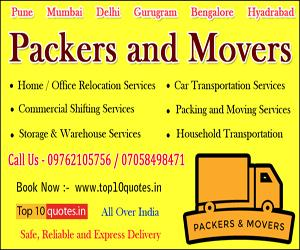Hire Top Packers And Movers Pune Hassle Free Shifting Moving