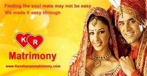 Kandharammatrimony.com - Matrimony Website - Most Trusted An