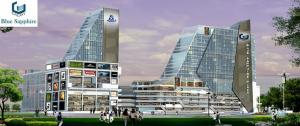 Galaxy Blue Sapphire Plaza Commercial Property For Your Deve