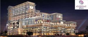 Galaxy Diamond Plaza Commercial Project For Office Space Wit