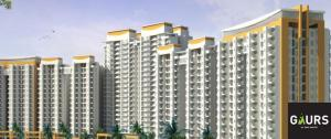 Greenery And Most Luxuries Gaur City Apartment For You