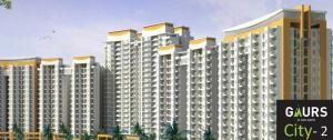 Gaur City 2 Residential Flats At Reasonable Rates