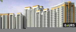 Purchase Gaur City Residential Unit To Live Comfort