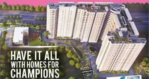 Bren Championssquare- 3bhk Flats For Sale