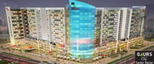 Gaur Sadar Bazar Offers Modern Commercial Property