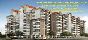 Property Kolte Patil Mar Esmeralda Dabolim In Goa