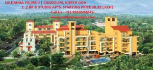 Property Saldanha Palms 2 Candolim In Goa Apartments
