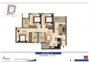 Ready To Move In 3bhk For Sale In Electronic City - BDA Appr