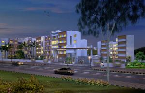 3BHK FLAT FOR SALE IN ECITY BANGALORE