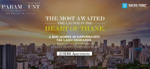 Apartments Are Now Available At Kalpataru Paramount Thane