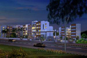 3BHK FALT FOR SALE IN ELECTRONIC CITY BREN WOODS-BANGALORE-