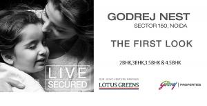 Godrej Nest Floor Plans Are Available At Sector 150 Noida