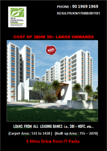 1bhk Sale  Whitefield