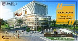 Baani Center Point Retail Shops Sector 80 Gurgaon 90157 0500