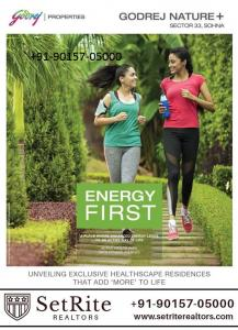 Godrej Nature Plus Apartment South Of Gurgaon +91-90157-0500