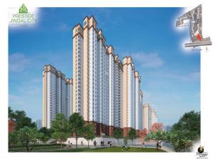 Prestige Jindal City Luxury Apartment Tumkur Road Bangalore