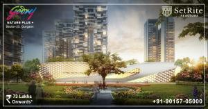 Godrej Nature Plus Apartments South Of Gurgaon +919015705000