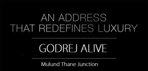Godrej Alive Mulund Thane Junction - Residential Opportunity