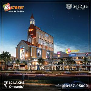 AIPL Joy Street Retail Shops Sector 66 Gurgaon +91-90157-050