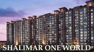 Shalimar One World - A Legacy Of Luxury Residences