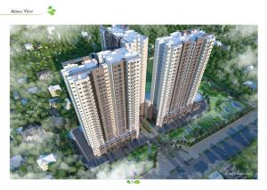 Flats At Bannerghatta Road Www.prestigeparksquare.ind.in