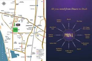 Platinum Prive Upper Juhu 3 BHK Residential Projects