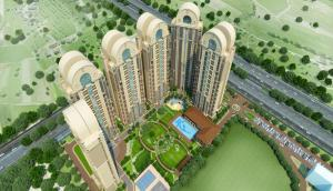 ATS Noida Extension 3 BHK Modern Apartments Greater Noida
