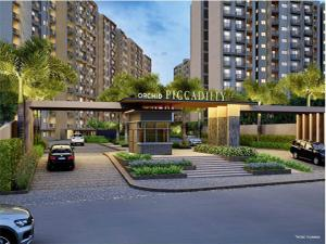 Goyal Orchid Piccadilly In Thanisandra Main Road Bangalore