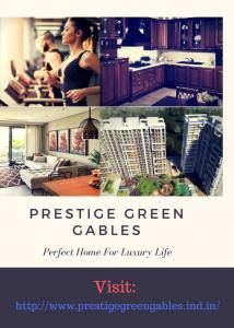 Prestige Green Gables | Electronic City Bangalore
