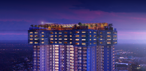 Presidential Tower In Bangalore - 3 & 4 BHK Apartments