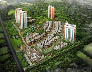 Prestige Smart City Flats In Bangalore