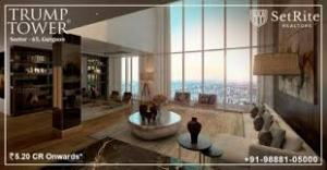 Trump Towers Delhi NCR Gurgaon Apartments Price 7290800011