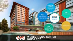 WTC CBD Noida By World Trade Center