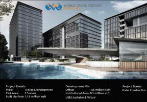 Lowest Price Office Space In WTC CBD Noida