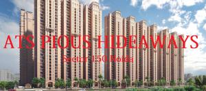 ATS Pious Hideaways Floor Plan Offering Exclusive 3BHK Resid