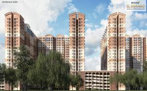 Helium Apartment Towers At Brigade El Dorado Cheap Houses