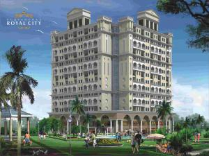 Call 9266850850 For Buy 3BHK Flat  Purvanchal Royal City Phase 2