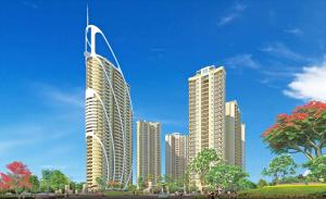 Burj Noida 3 And 4BHK Flats In Sector 75 Noida. 9250001995