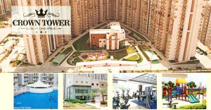2 BHK Flats On New Year Offer In Supertech Crown Tower 9711836846