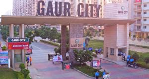 2BHK Flats For Sale At Gaur City 14th Avenue. Call 9266789000