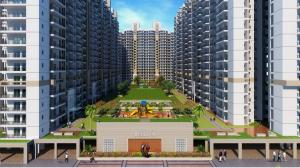Gulshan Bellina  9250001995 Flats In Best Price Only 32.89 Lacs