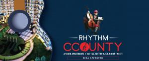 Live With Extravagant Facilities In Rhythm CCounty 9266850850