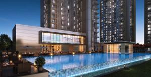 Get 3 BHK Lavish Apartments In Godrej Nest  9250002243 Noida