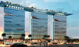 Alphathum Offers Integrated Office Spaces In Noida. 9266850850
